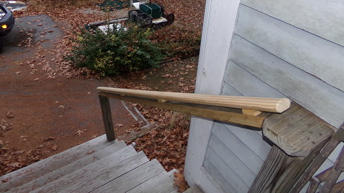 improved handrail