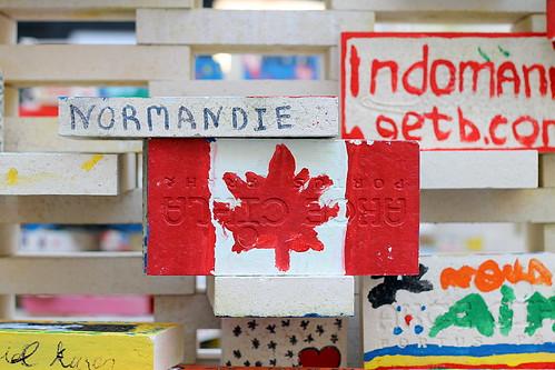 Normandie + Canada