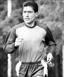 andres espinosa maratonista