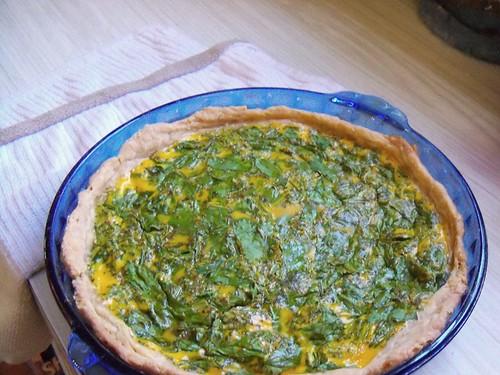 crust quiche