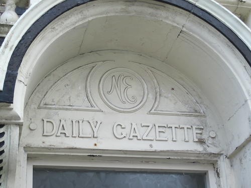 Daily Gazette, Peels Place, Redcar