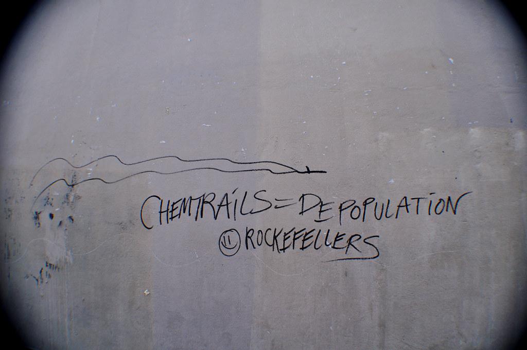 Chemtrails = Dépopulation #2
