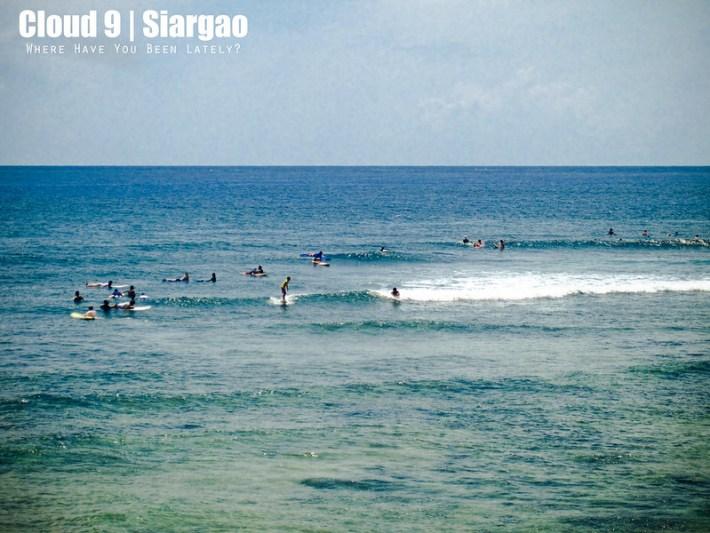 Cloud 9, Siargao Island