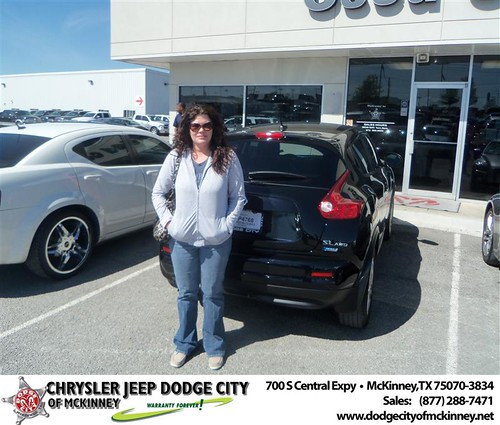 Happy Birthday to Denise Moer from Leon Blackmon  and everyone at Dodge City of McKinney! #BDay by Dodge City McKinney Texas