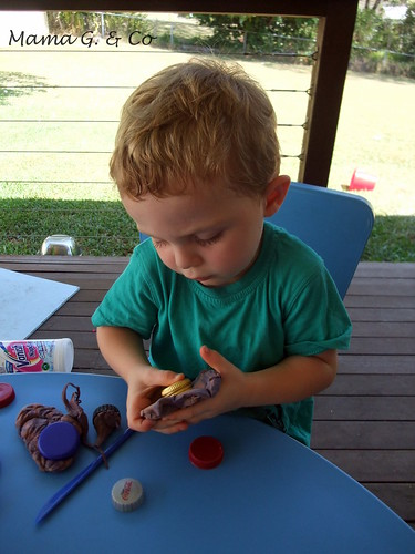 Activity a day #1 - Playdough (3)