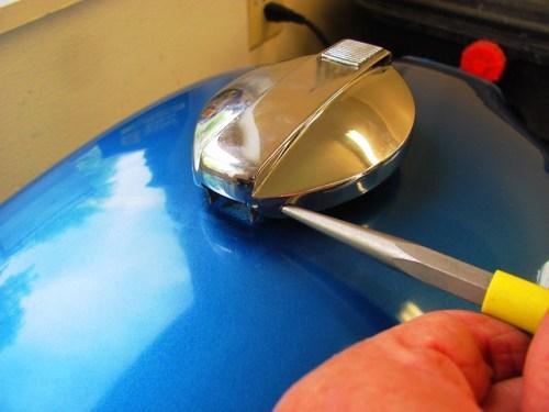 Use Drift to Set Hinge Pin