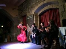 Flamenco show Barcelona Spain with www.frenchescapade.com