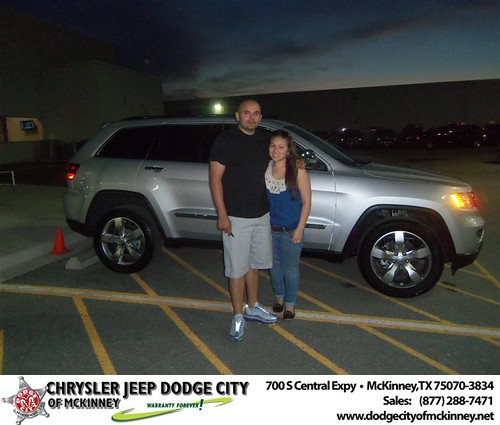 Dodge City of McKinney would like to say Happy Birthday to Manuel Castro! by Dodge City McKinney Texas