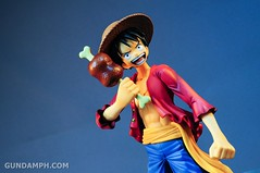 Monkey D. Luffy - P.O.P Sailing Again - Figure Review - Megahouse (32)