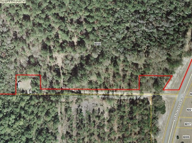 Alapaha Water Treatment Plant Parcel 0261 057