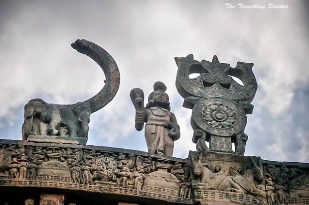Sanchi Stupa  (3)