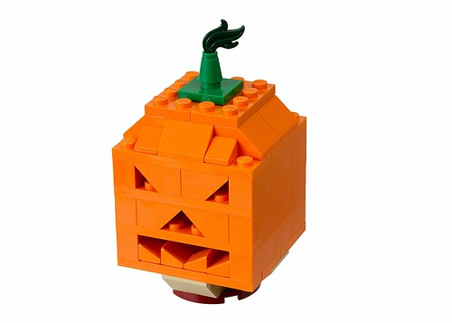 LEGO 40055 Halloween Pumpkin 00