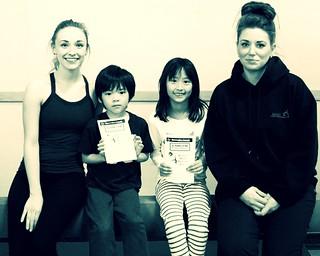 Gymnastics December 2013