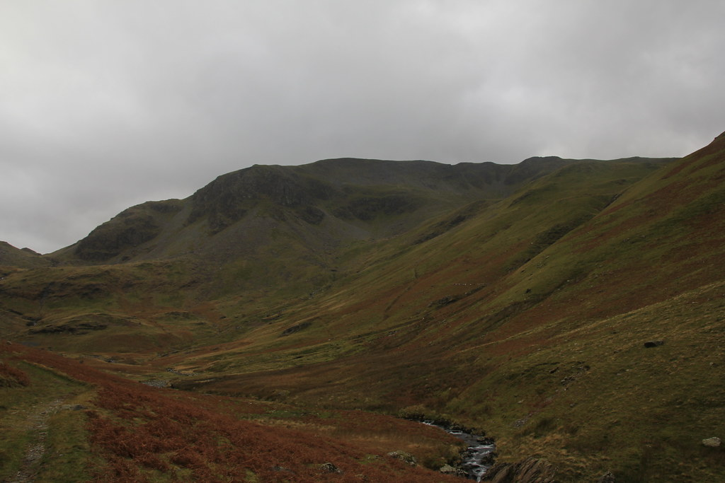 Newlands Valley, Newlands Beck, Dale Head