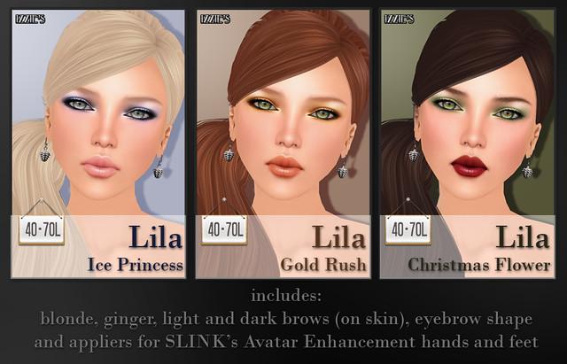 TDRF (Lila Skin)