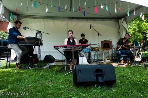 Her Harbour @ Ravenswing Arts & Music Fair 2014