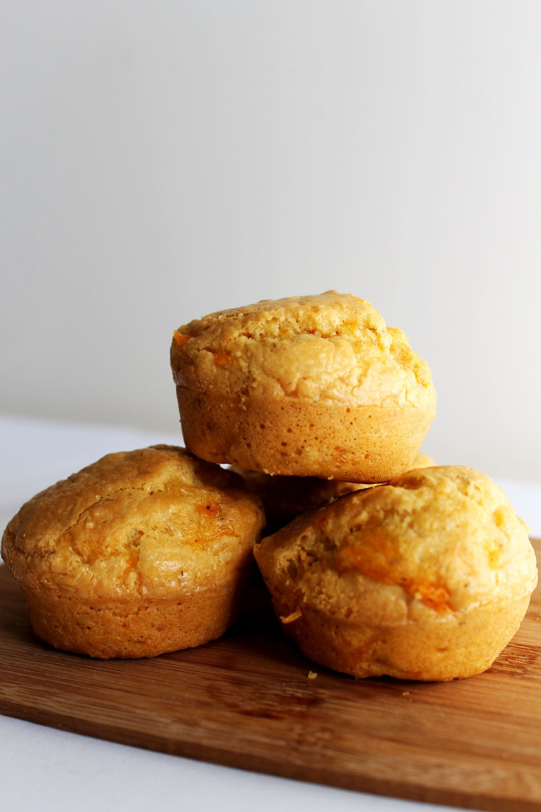 Savoury Almond Muffins Low Carb