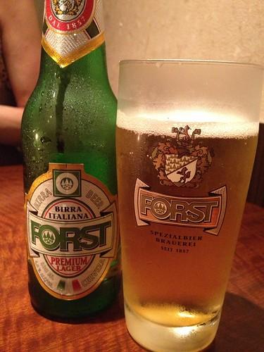 イタリアなビール@Desse