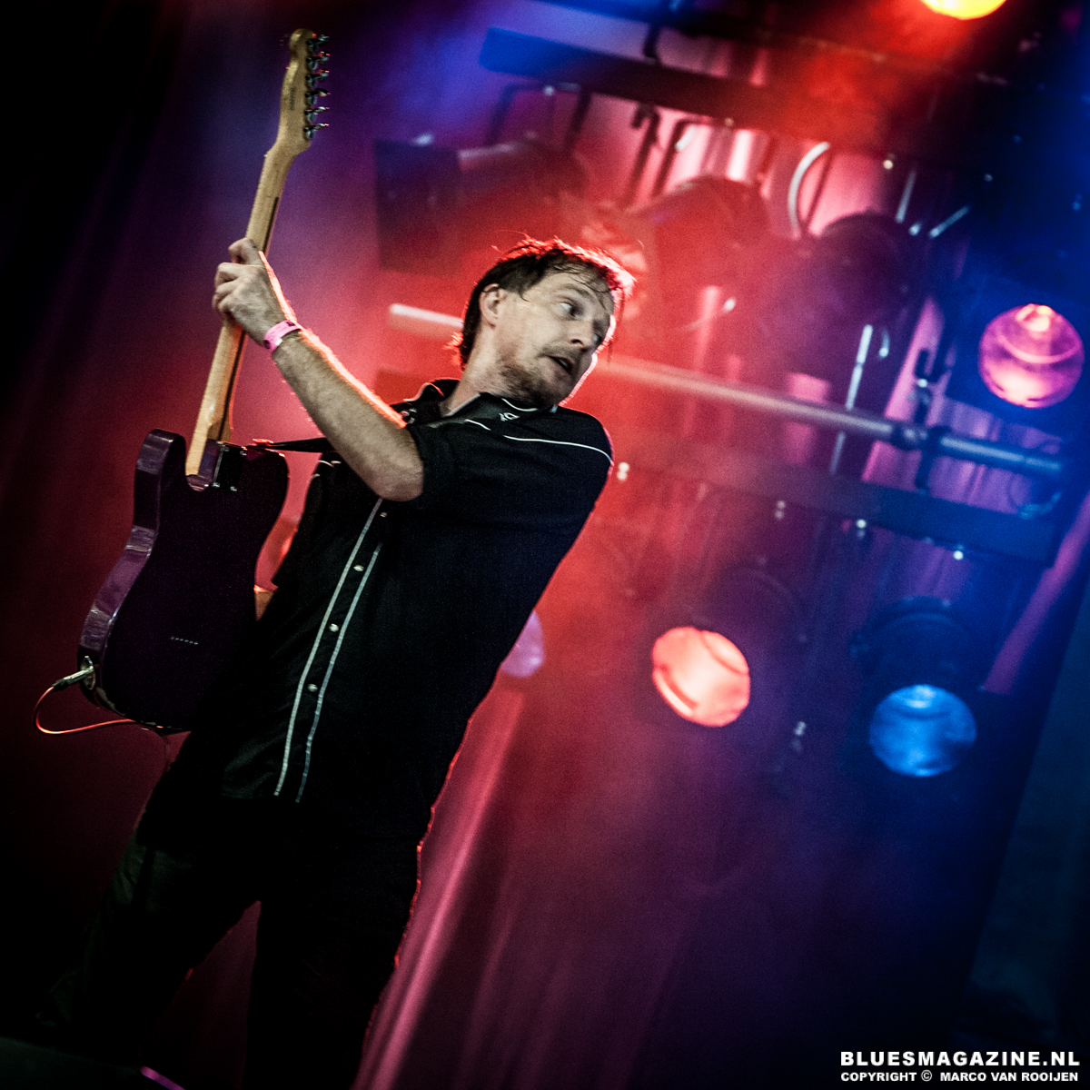 The Perpetrators @ BluesRock Festival Tegelen 2013