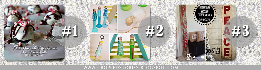 The PINcentive Blog Hop Winners Week 11 via Cropped Stories