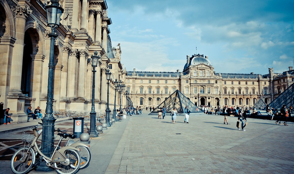 A day in Paris !