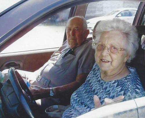 grandparents flashback