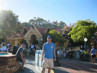 Dan in Toontown