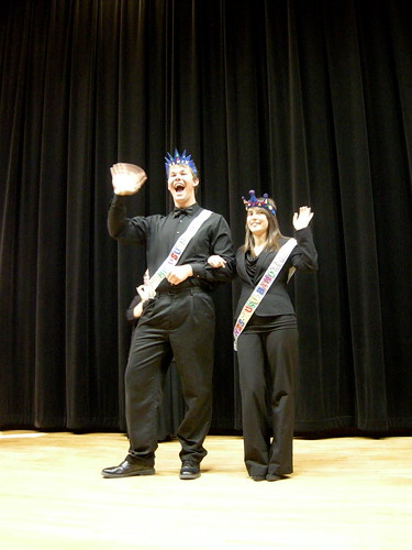 Mr and Miss Band 5