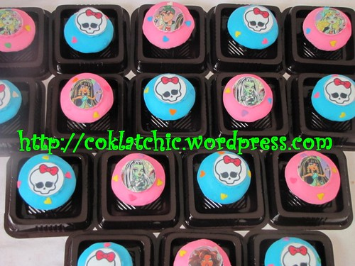 Minicupcake monster high