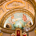 San Sebastian Cathedral (Lipa) Altar Ceiling
