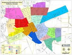 DRA Map