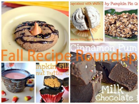 Fall baby shower snack Recipes