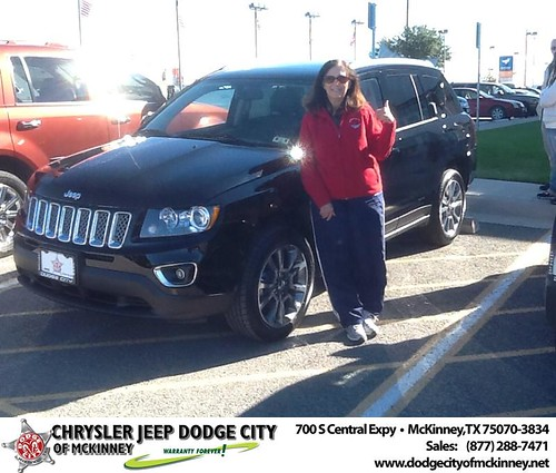 Dodge City McKinney Texas Customer Reviews and Testimonials-Eva Lawson by Dodge City McKinney Texas