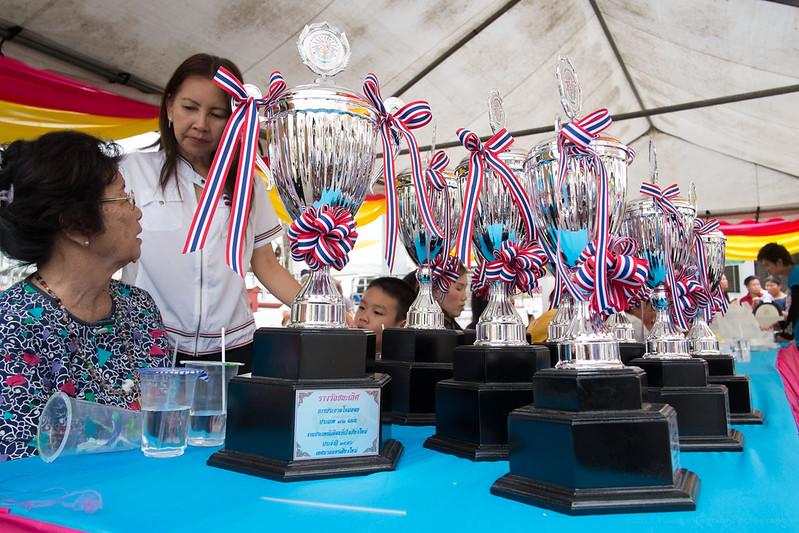 big lantern festival, Municipality, Chiang Mai, Thailand