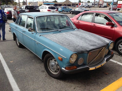 1968 Volvo 164 a