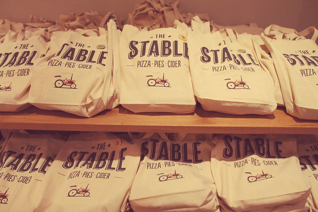 Stable Poole goodie bags