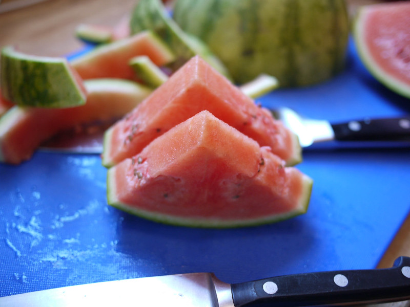 Watermelon Rind Preserves - Melon