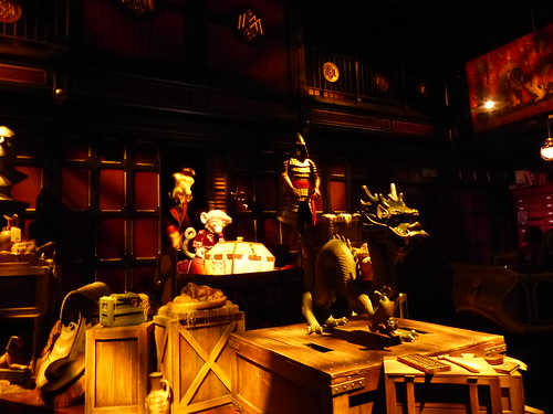 Inside Mystic Manor
