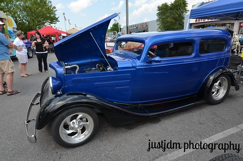 BLUE N BLACK HOT ROD (2)