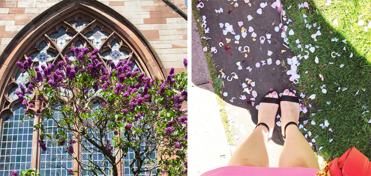 CHURCH AND SHOES