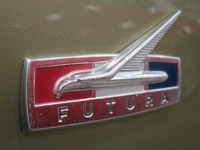 1965 Ford Falcon Futura e