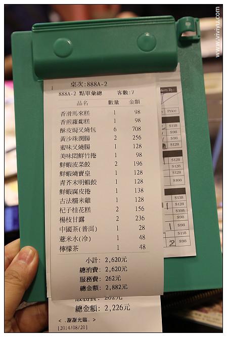 台北,台北火車站,添好運添好運點心專門店,美食,酥皮焗叉燒包,飲茶 @VIVIYU小世界