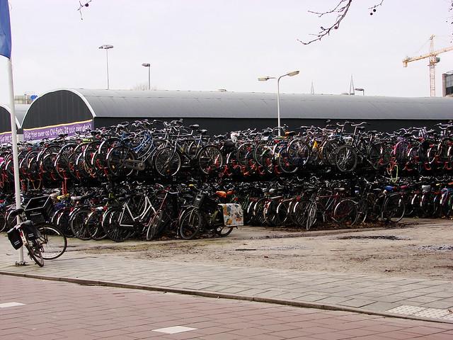 Now Where Did I Park My Bike? (2/6)