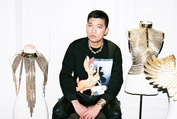 Bryanboy visits the Aristocrazy Headquarters in Madrid