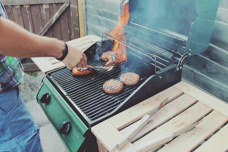 Fiery Barbecue