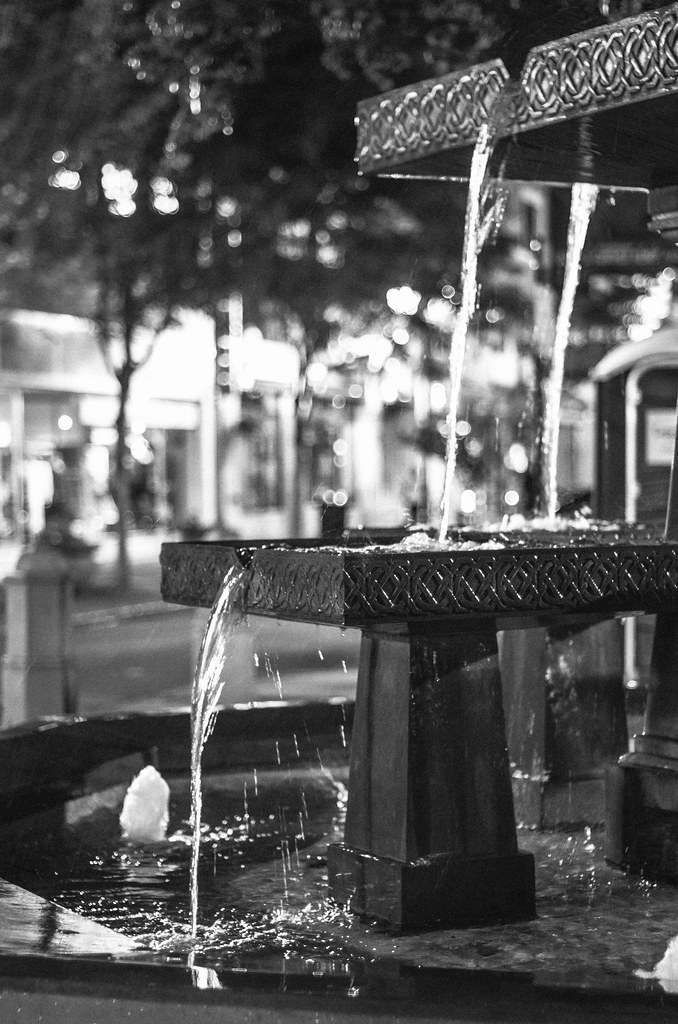 Giddings Fountain