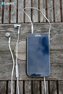 Samsung Level In Headphone