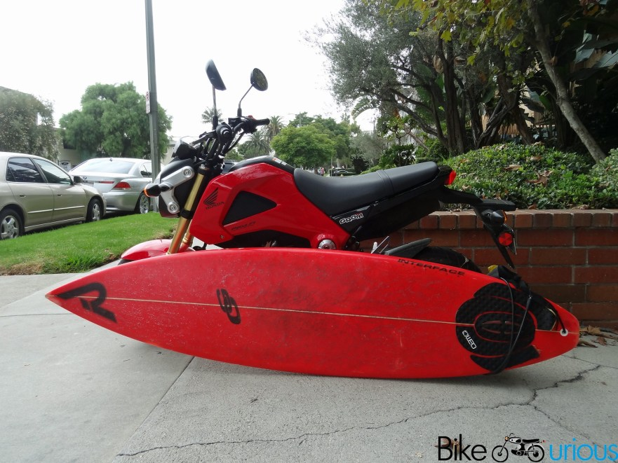 Honda Grom - Surfboard