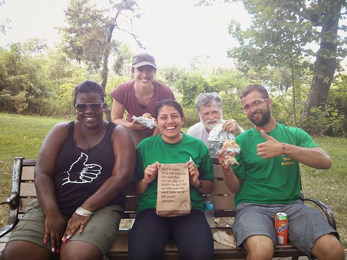 Marvin Gaye Trail Cleanup 7/14