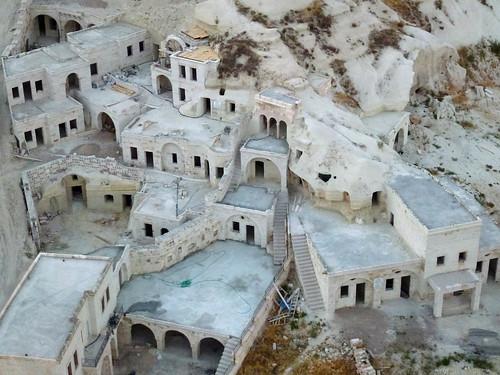 Turquie - jour 20 - Cappadoce, dans les airs et sous terre - 009 - Cappadoce en ballon
